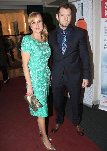 Vendula Svobodová a Josef Pizinger: Koloušek na eleganci v páru nestačí