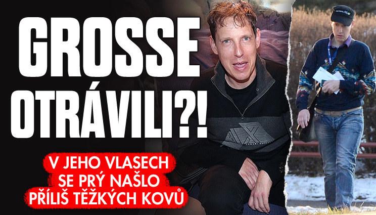 Stanislava Grosse někdo otrávil?!