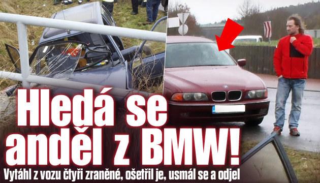 Hledá se anděl z BMW