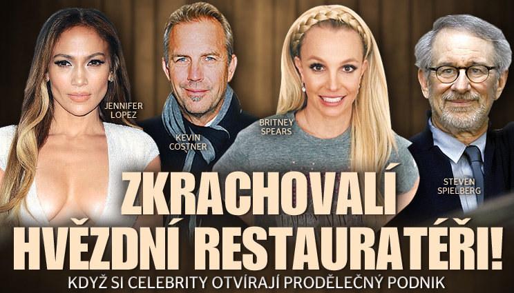 Zkrachovalí restauratéři mezi hvězdami