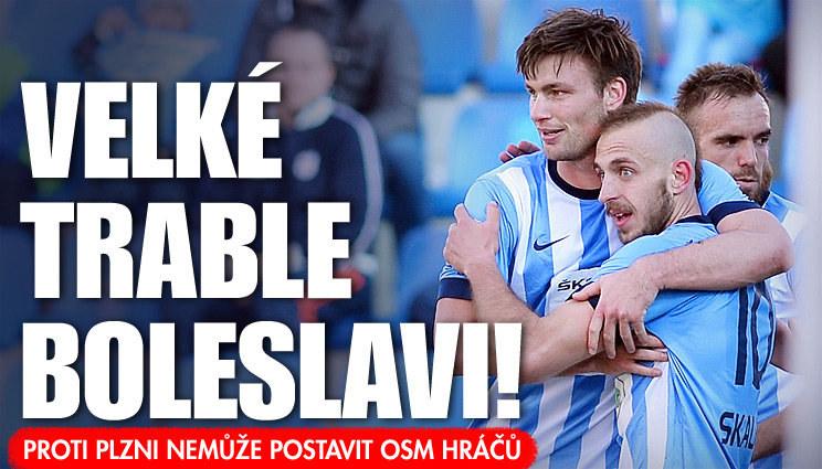 Boleslav čeká v Plzni přetěžký úkol