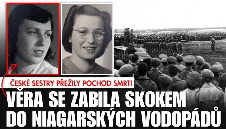 České sestry přežily pochod smrti