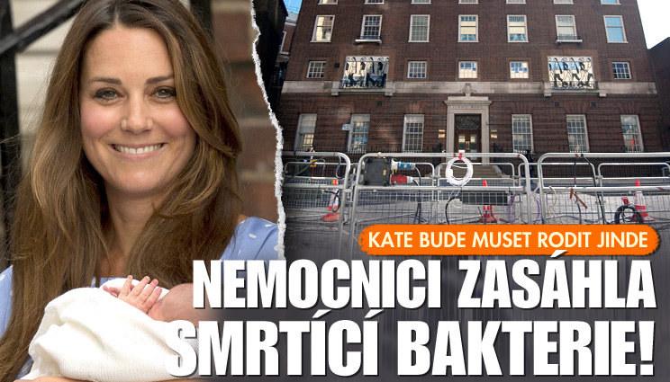 Kate bude muset rodit jinde