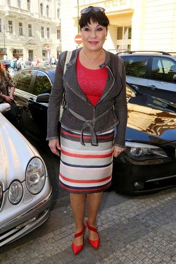 Dagmar Patrasová: V sukni boduje víc než v kalhotách
