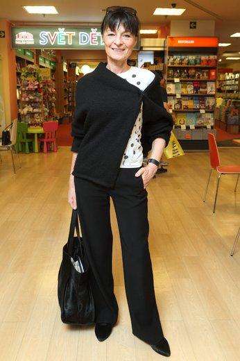 Liběna Rochová: Kultivované formě svěží hravost nechybí