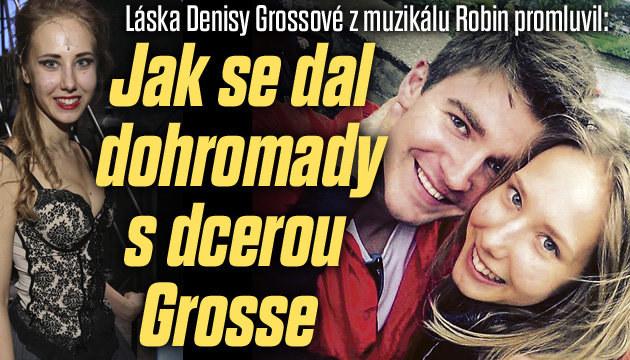 Nová láska Denisy Grossové promluvila