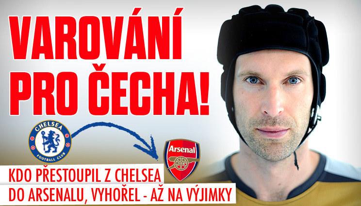 Čecha nečeká v Arsenalu nic jednoduchého
