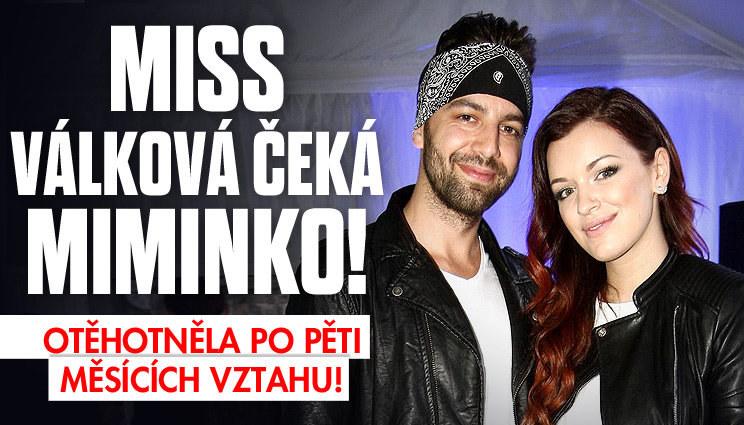Jitka Válková čeká miminko