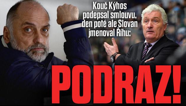Slovan Bratislava udělal při volbě trenéra podraz