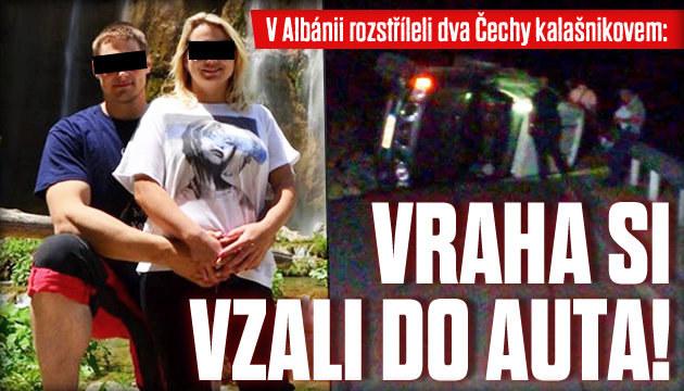 V Albánii zavraždili dva Čechy
