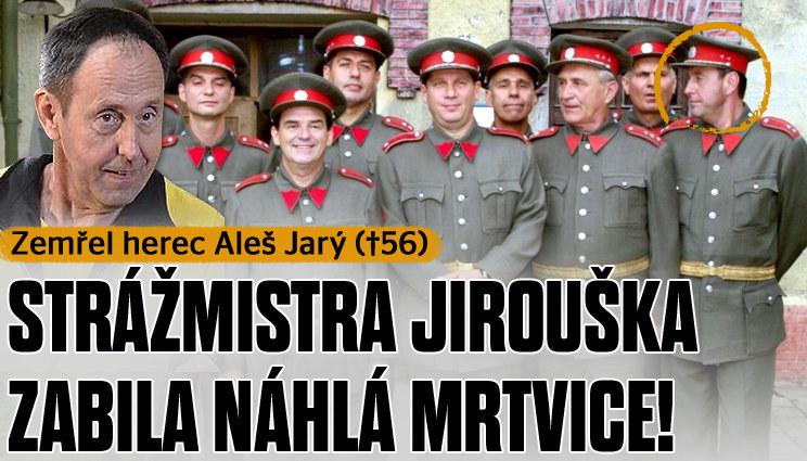 Herec Jarý z Humoresek (†56): Zabila ho mrtvice