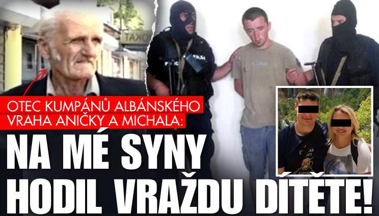 Vrah Čechů hodil zabití dítěte na nevinné