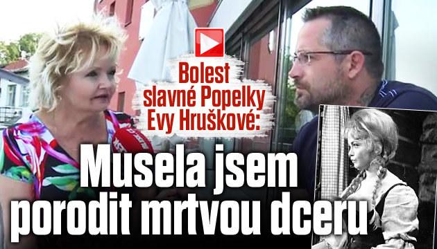 Popelka Hrušková tajila smrt dítěte