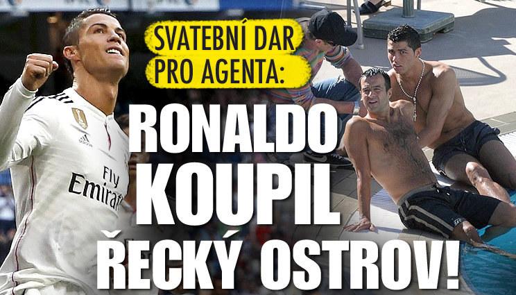 Střelec Realu Ronaldo ukázal, jak umí být štědrý