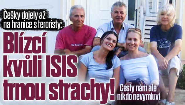 Obavy z nemocí a džihádistů, i podpora