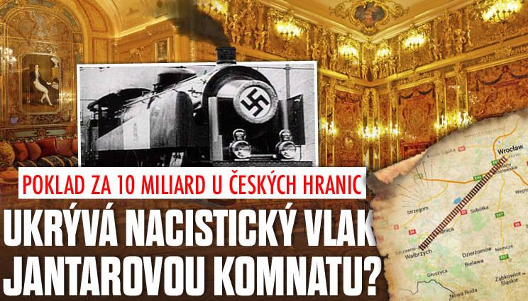 Deset miliard ukrytých u českých hranic