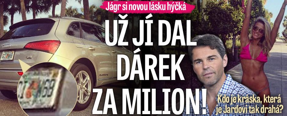 Jágr dal nové lásce už dárek za milion! Kdo je kráska, která je mu tak drahá?