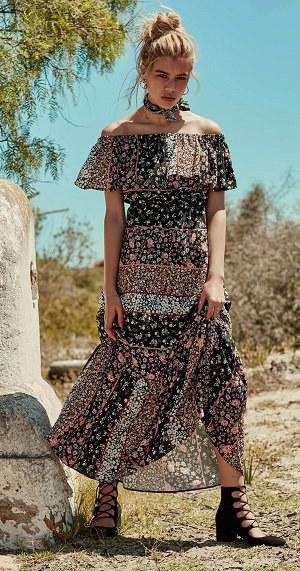 Hippie móda: Třásně, batika a etno vzory jsou zpět!