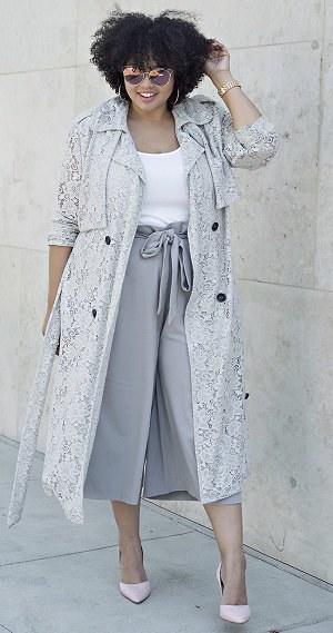 20 podzimních outfitů podle XL blogerek: Inspirujte se!