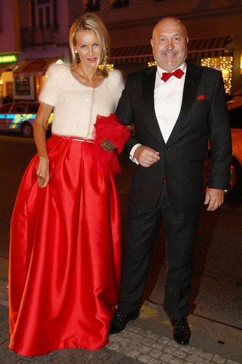 Michal David s paní Renatou: Show hodná la Scaly