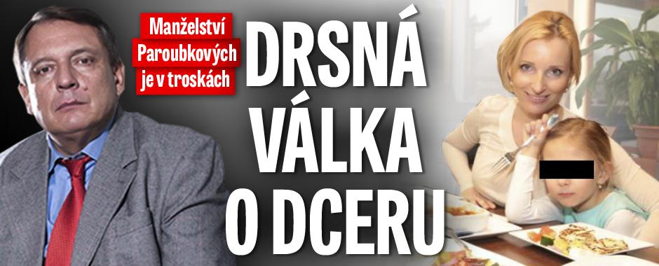 Paroubek vzkazuje manželce Petře: Trvám na střídavé péči! Psycholog slavný pár varuje