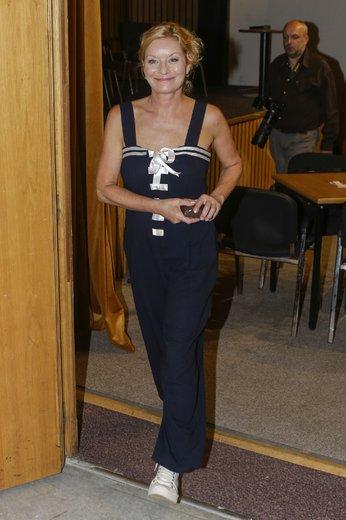 Vilma Cibulková: Podivnost na téma námořnický styl