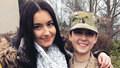 Selfie s americkými vojáky zaplňují sítě