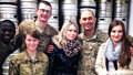 Vojáci USA dostali v Praze opušťáky