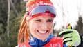 Biatlonistka Soukalová překvapila fanoušky