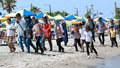 Češi chtějí dovolenou bez uprchlíků