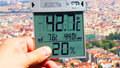 Počasí: Po tropické noci se ještě oteplí