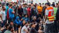 VIDEO: Uprchlíci v táboře válčí mezi sebou