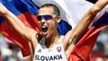 I přes zastávku má první zlato pro Slovensko