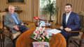 Vysíláme živě: Prezident Zeman právě teď komentuje volby