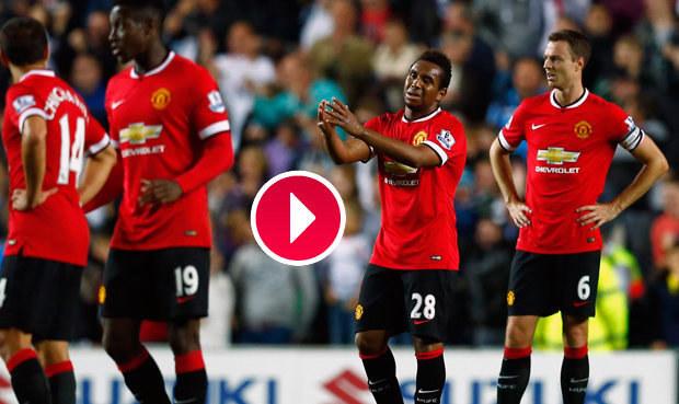 VIDEO: Další kolaps United! V poháru je vypráskal tým ze 3. ligy