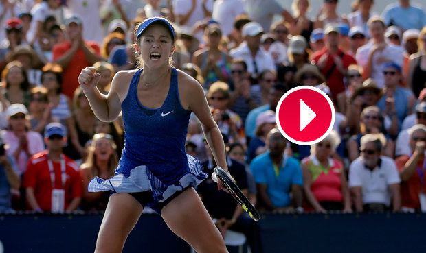 Šok! Cibulkovou zničila patnáctiletá tenistka. Až 1028. hráčka světa