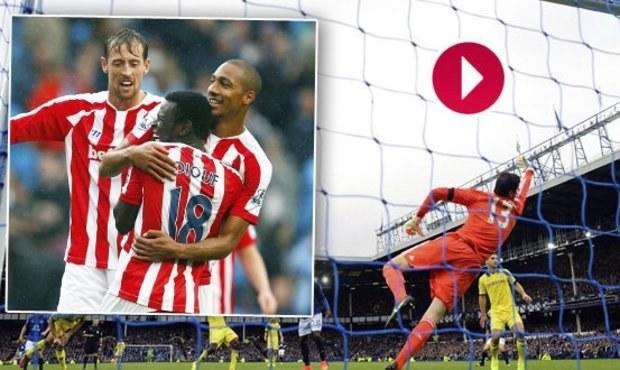TOP 5 gólů Premier League: Diváky bavila nádherná sóla a akrobacie