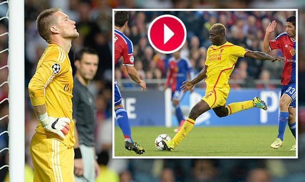 VIDEO: Vaclík vychytal Balotelliho! Ze SuperMaria se stal SuperPalič