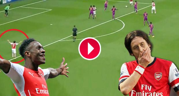 Haló, nech mi míč! Rosického obral o ŠANCI hrdina Arsenalu