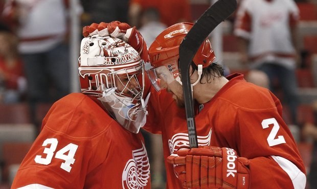 Bojují o místo v NHL! Kdo z českých mladíků má šanci v Detroitu?