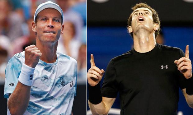 Vyhraje souboj snů Berdych, nebo Murray? SEDM klíčů k finále
