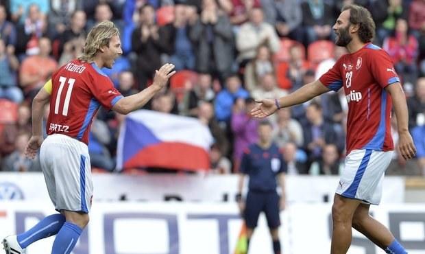 Odveta za Anglii! Češi v repríze finále EURO 96 přehráli Němce 6:3