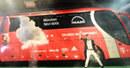 Bayern ukázal novou hvězdu! Luxusní autobus odhalil kouzelník