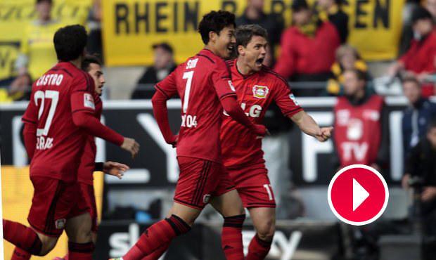 Nejrychlejší gól bundesligy! Leverkusen rozhodl v 9. vteřině