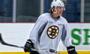 Pastrňák poprvé za Bruins: Přišel o kus zubu, zastínil jedničku draftu