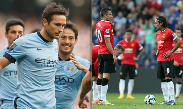 United prohráli na hřišti nováčka 3:5, Lampard sebral výhru Chelsea