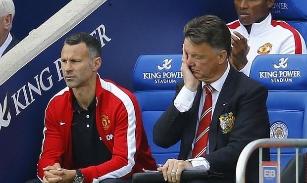 Van Gaal seřval hráče. V Anglii ho kritizují: Jsi horší než Moyes!