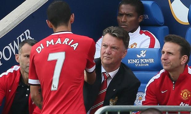 Emotivní scény v kabině United: Proč ku*va vystřídal Di Maríu?!