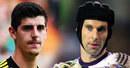Courtois přiznal: Čech mi v Chelsea radí, jak si chránit hlavu