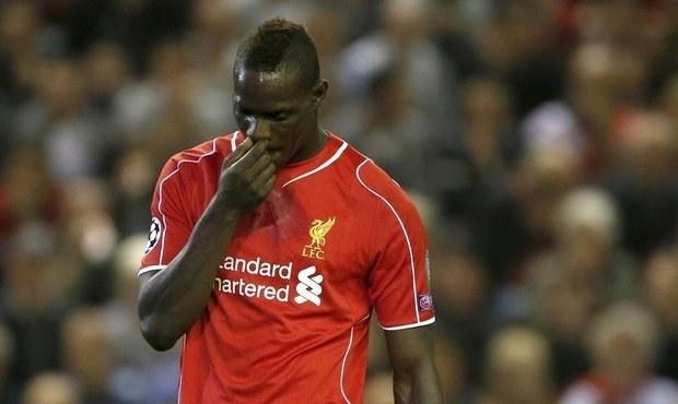 Balotelli je v Liverpoolu pod palbou kritiky. Proti QPR spálil nemožné